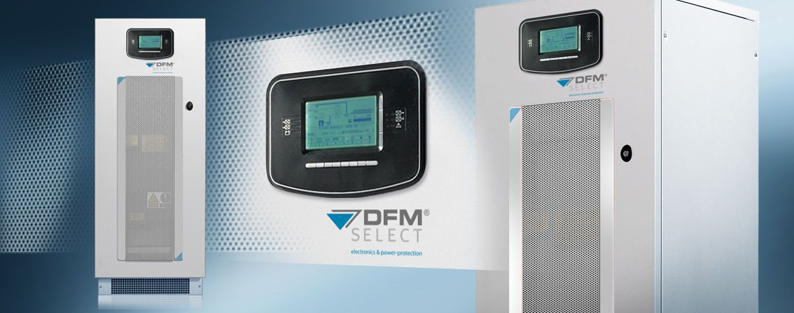 DFM-SELECT Energiespeicher-Systeme